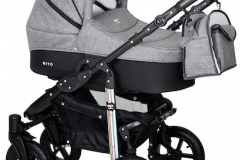 Miyo Black Edition Dark Grey