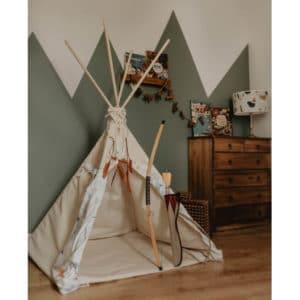 Makaska Tenda degli indiani
