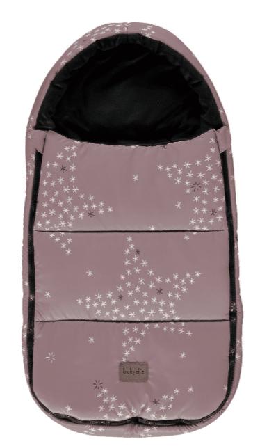 Sacco ovetto Babyclic oslo pink star