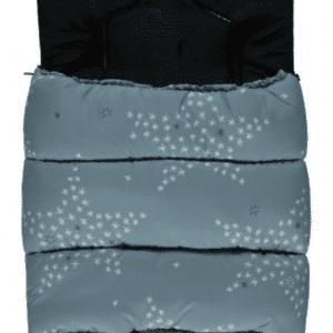 Sacco passeggino Babyclic Iceberg blue star