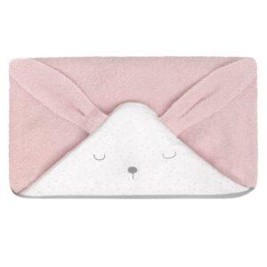 Asciugamano cappuccio Petitpraia Rosa