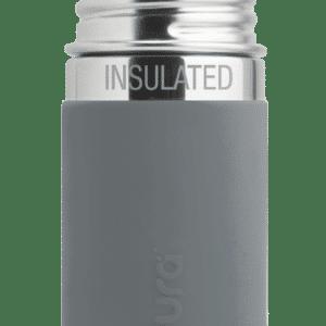 Biberon termico Pura 250 ml infant grigio