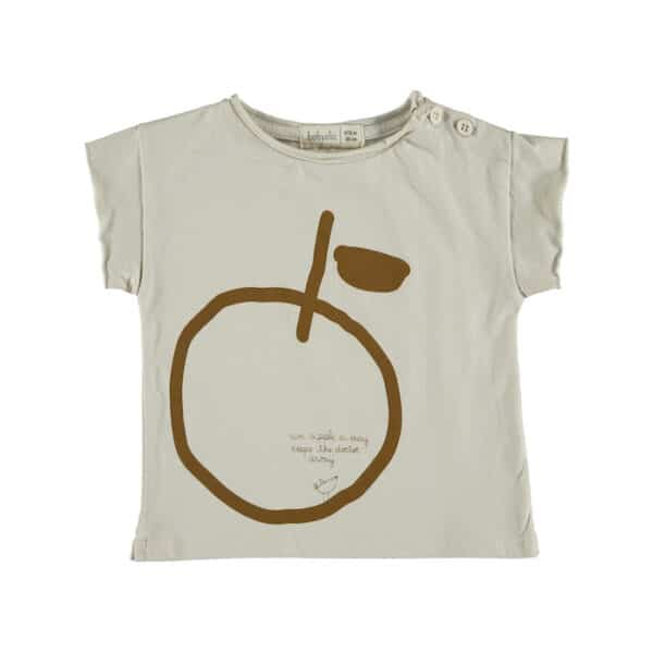 T-shirt Big Apple Babyclic