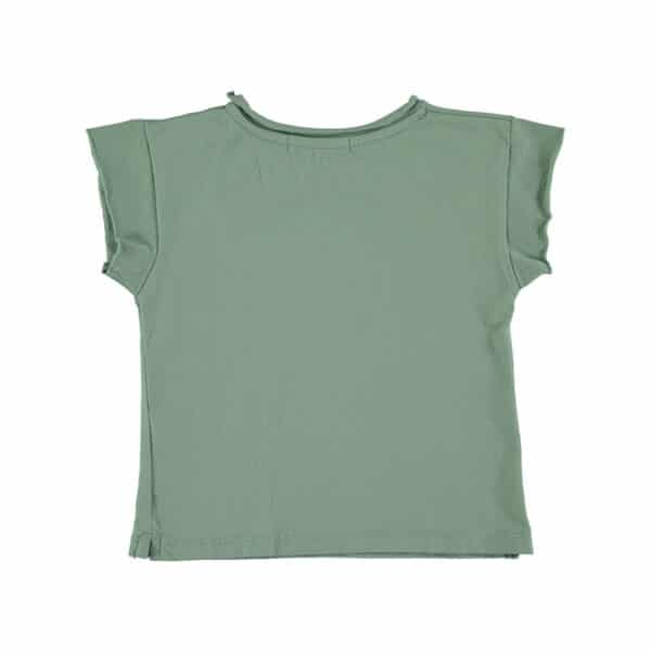 T-shirt Swimmer Green Babyclic