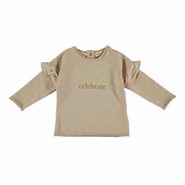Sweatshirt Celebrate Vintage Pink Babyclic