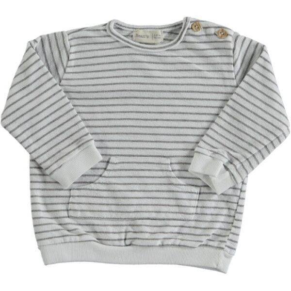 Sweatshirt Gull White Beans