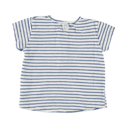 T-Shirt Prawn Blue Beans
