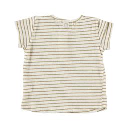 T-Shirt Prawn Camel Beans