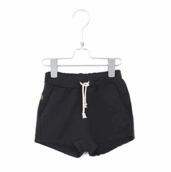 Shorts Solid Charcoal Lotiekids
