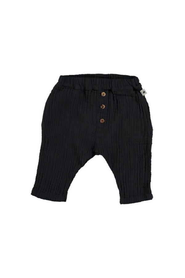 Organic cotton gauze pants Liam My Little Cozmo