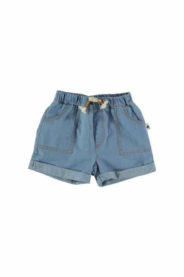 Chambray bermuda shorts Oliver My Little Cozmo