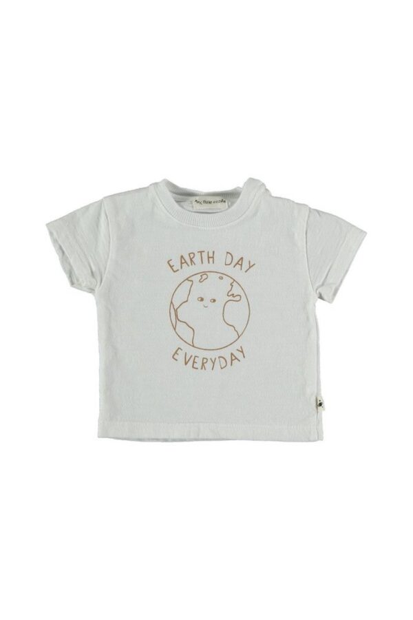 Organic cotton flame tshirt Poet My Little Cozmo