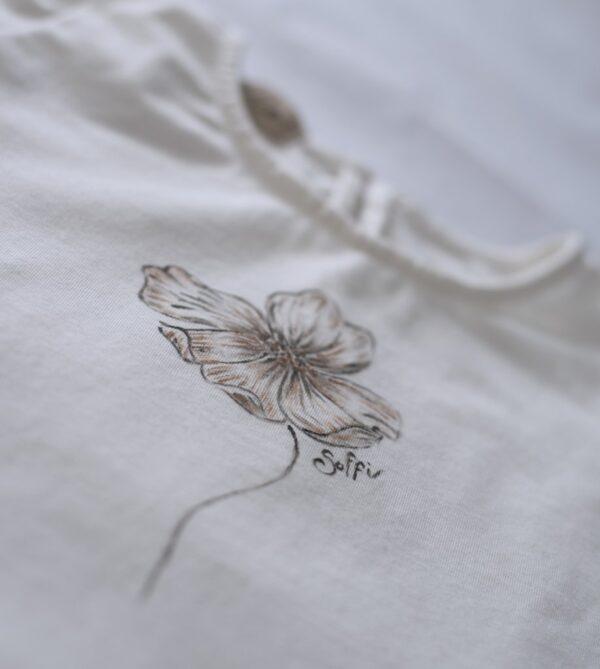 Tshirt m/corta Carezza S09 Soffi