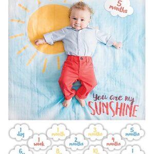 Kit Primo Anno You Are my Sunshine Lulujo