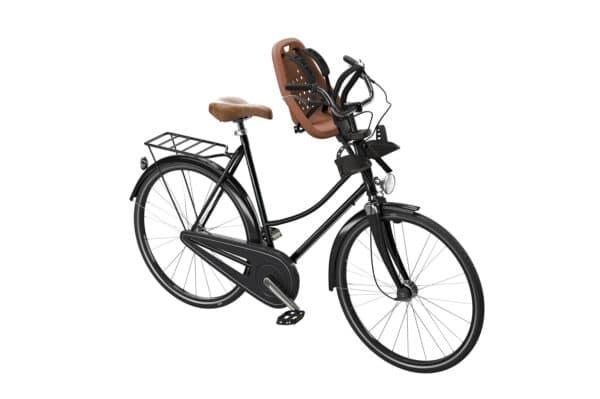 Seggiolino Bici Anteriore Yepp Mini Brown Thule