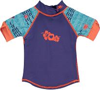 Maglietta Mare Shirt UV Manta Close