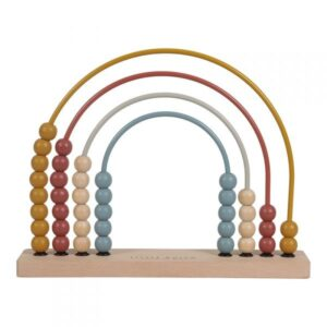 abaco in legno Abacus pure&nature Little Dutch