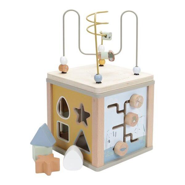 Cubo multiattività little goose Activity Cube Little Dutch