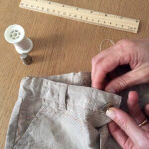 Abbigliamento bimbi su misura fatto a mano