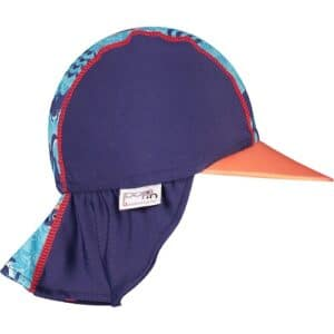 Cappellino Anti-UV Manta Close