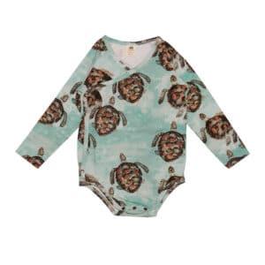 Wrap Body Sea Turtles Walkiddy