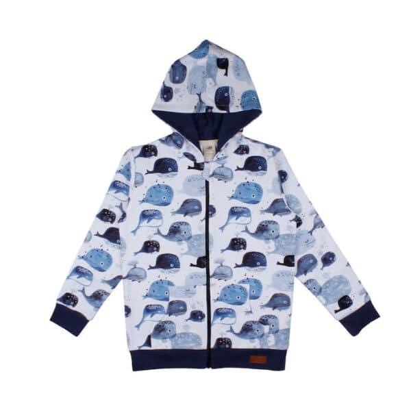 Felpa Baby Whales Walkiddy