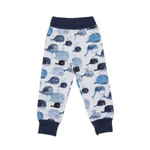 Pantaloni Baby Whales Walkiddy
