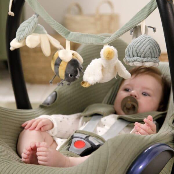 gioco da passeggino little goose Stroller Toy Chain Little Dutch