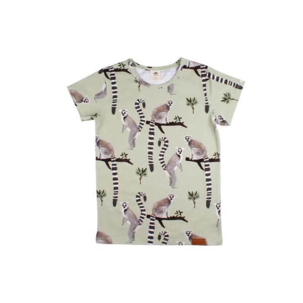 Tshirt Lemurs Walkiddy
