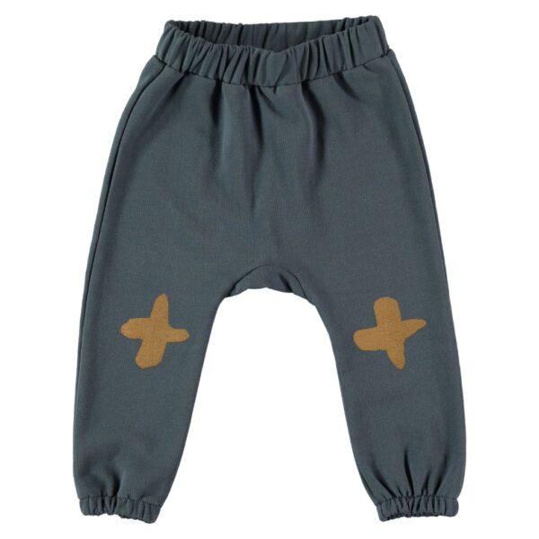 Pantaloni Cross Night Blue