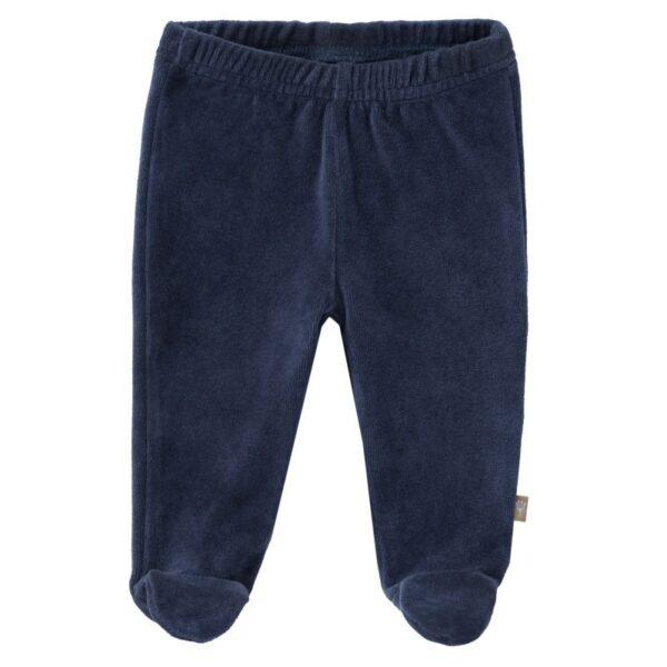 Pantalone Ciniglia con piede Indigo Blue Fresk