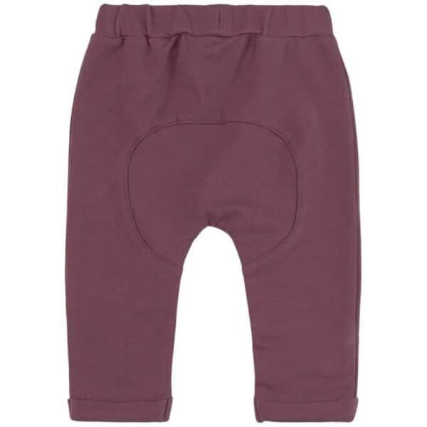 Jogging trousers Go Plum Wine Hust & Claire