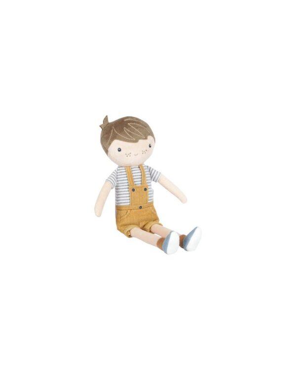 Cuddle Doll Jim Little Dutch
