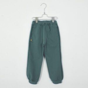 JOGGING PANTS GREEN Lotiekids