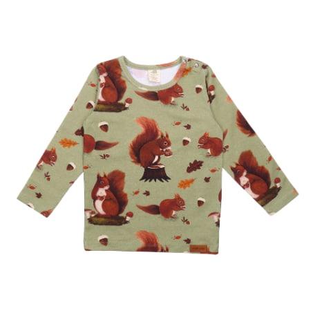 Tshirt Squirrel Family Walkiddy