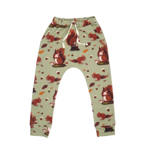 Pants Squirrel Family Walkiddy