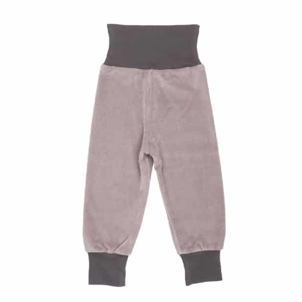 Pants Velours Grey Walkiddy