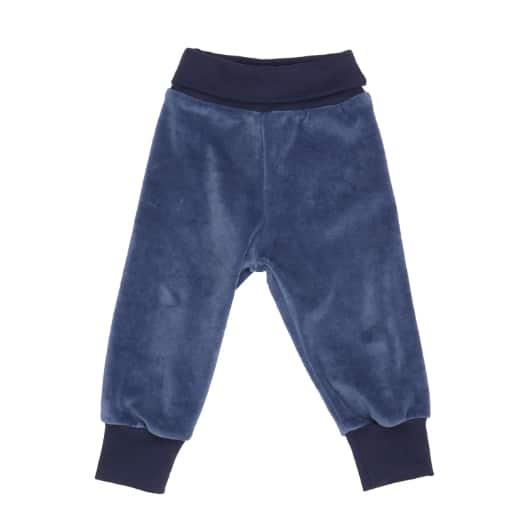Pants Velours Navy Walkiddy