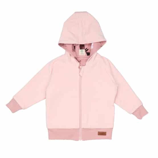 Felpa Velours Pink Walkiddy