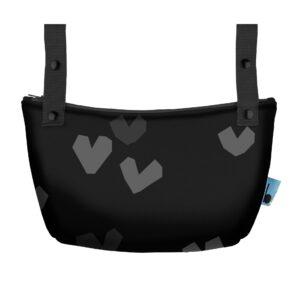 Pocket Bag Big Hearts Petit Praia