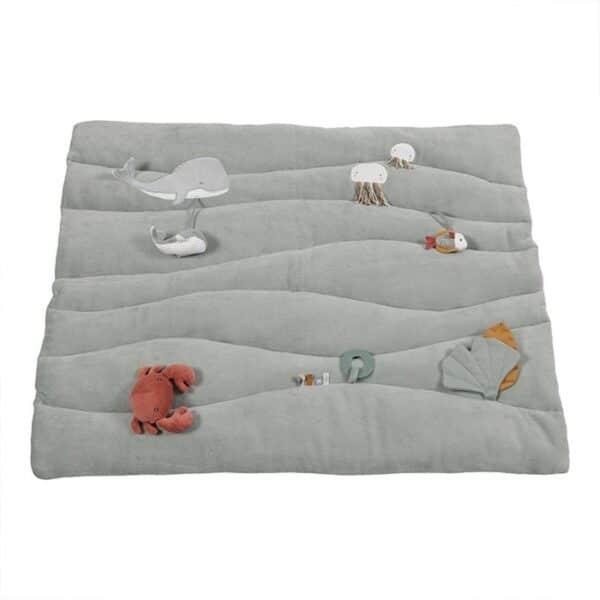 Playpen mat Ocean Mint Little Dutch