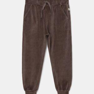 Organic Velour Pants Dylan My Little Cozmo
