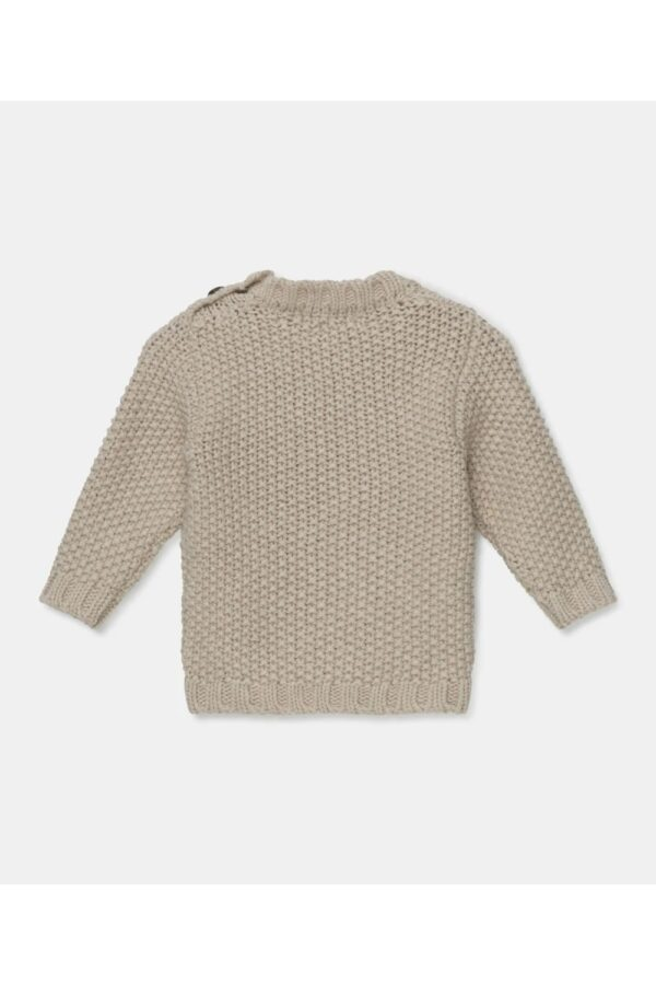 Cable-Knit Baby Sweater Joss My Little Cozmo