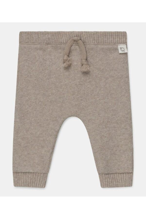 Knit Baby Pants Rune Beige My Little Cozmo